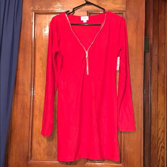 Ardene Dresses & Skirts - BODY CON RED DRESS ❤️